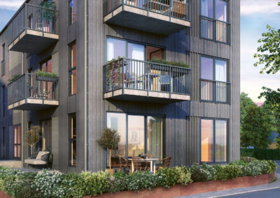 Steninge Apartments