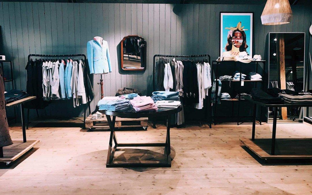 Ny butik i STENLADAN