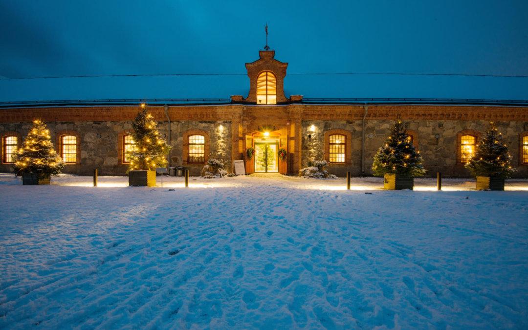 Jul i Steninge slottsby 2019