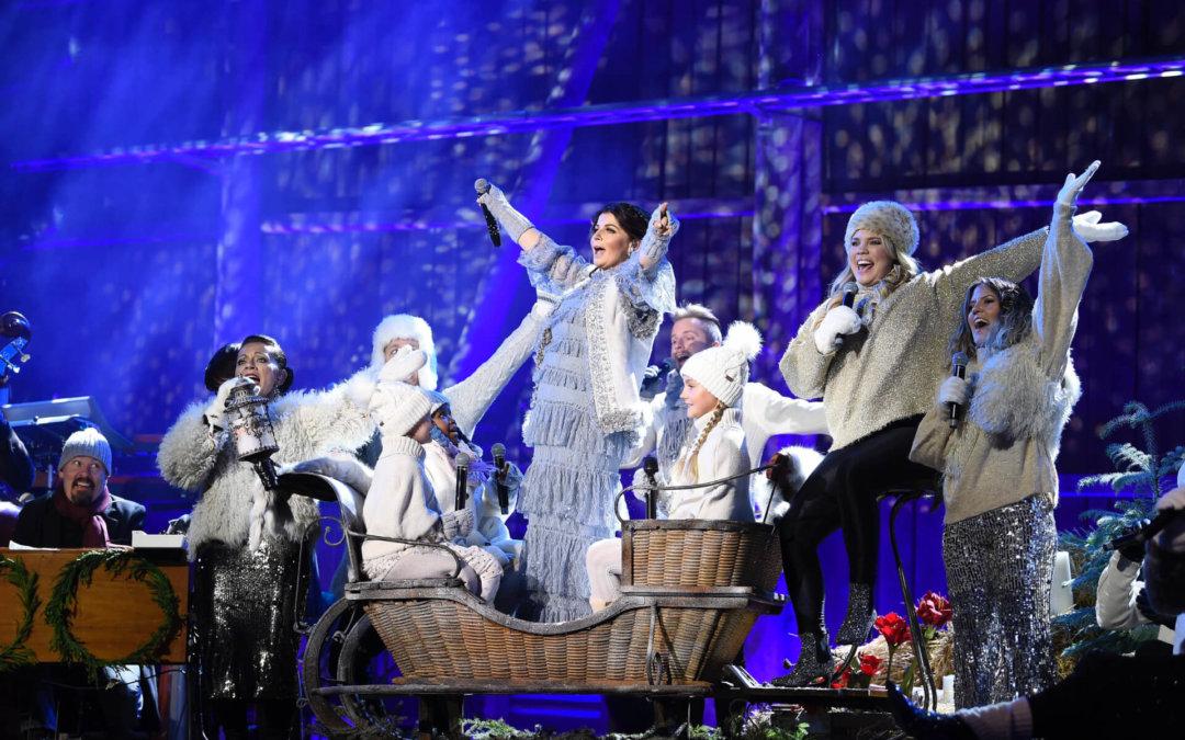 12 julkonserter med Carola i Steninge slottsby 2019
